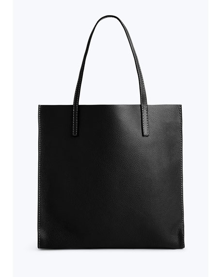 The Grind Pebbled Shopper Tote Bag