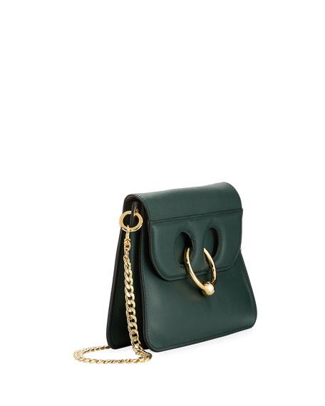 Mini Pierce Calf Leather Shoulder Bag