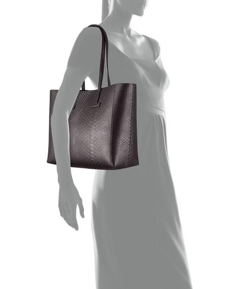 Small Python Tote Bag
