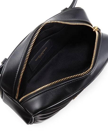 Saint Laurent Lou Monogram Ysl Quilted Leather Belt Bag