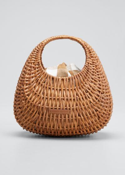Lorna Wicker Tote Bag