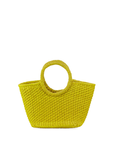 Image 1 of 1: Mini Canasta Tote Bag