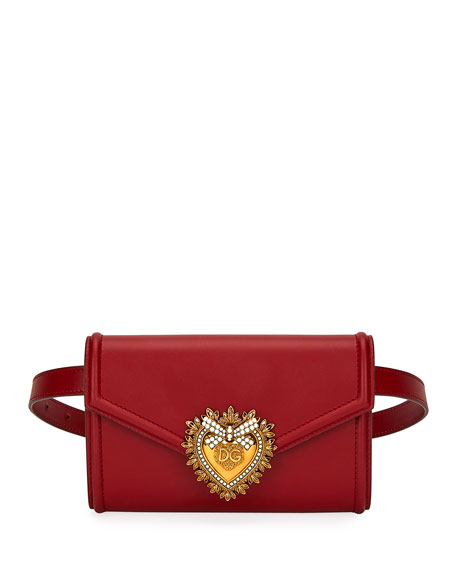 Image 1 of 1: Devotion Leather Belt Bag