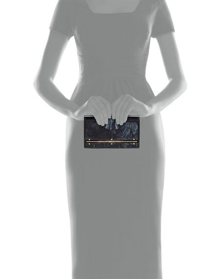 Mini Lara Iceless Clutch Bag