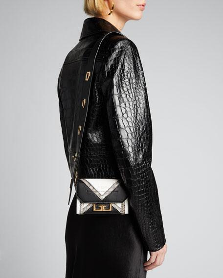 Nano Eden Smooth and Snake Belt Bag