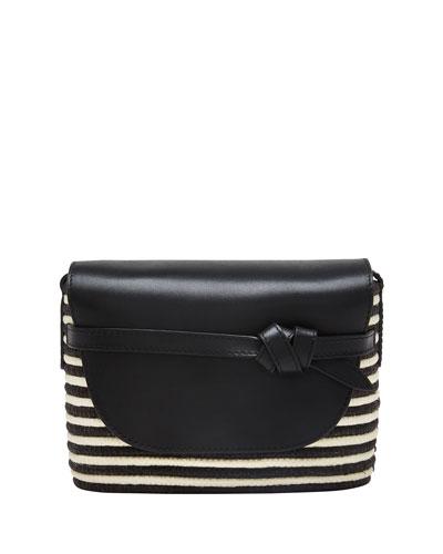 Zebra Crossbody Bag