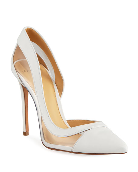 Wavee Asymmetric Pointed Pumps