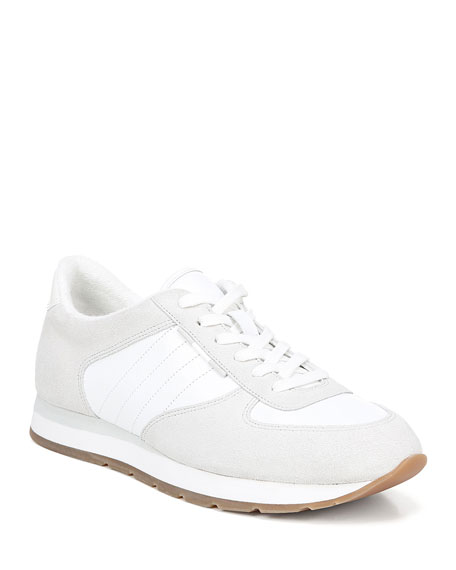 Image 1 of 1: Pasha Lace-Up Platform Sneakers