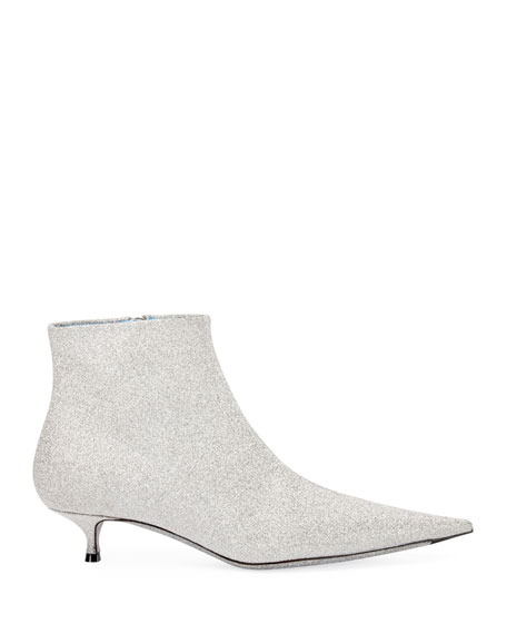 Image 1 of 1: Glitter Short 40mm Booties