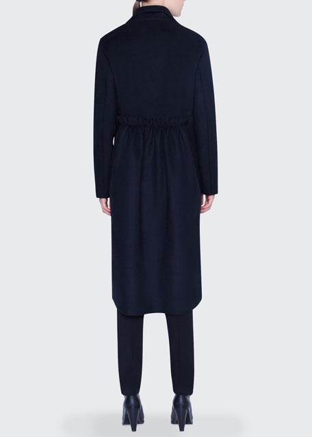 Wool Midi Coat