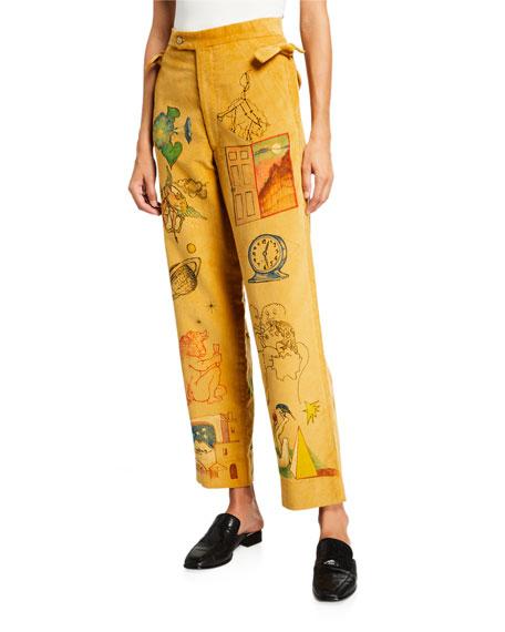 Senior Corduroy Dreamer Pants