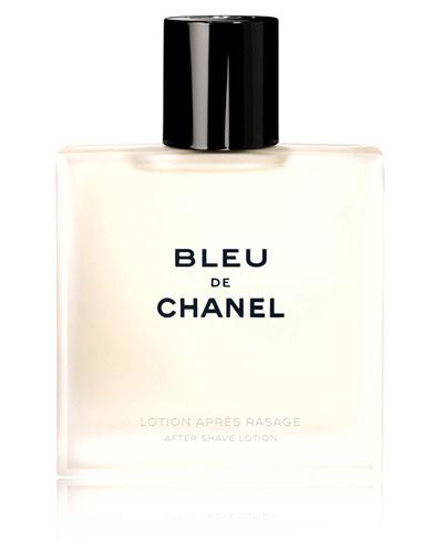 <b>BLEU DE CHANEL</b><br> After Shave Lotion, 3.4 oz.