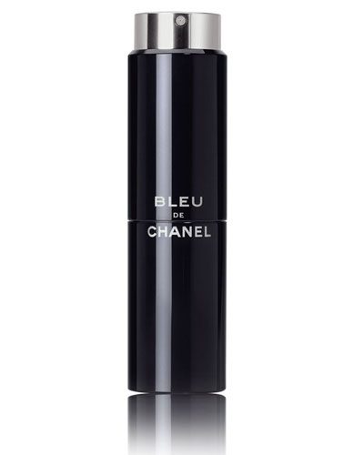 <b>BLEU DE CHANEL</b><br> Eau de Toilette Refillable Travel Spray