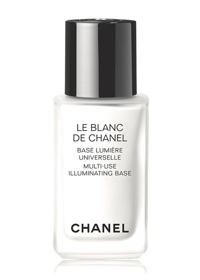 <b>LE BLANC DE CHANEL</b><br>Multi-Use Illuminating Base 1.0 oz.