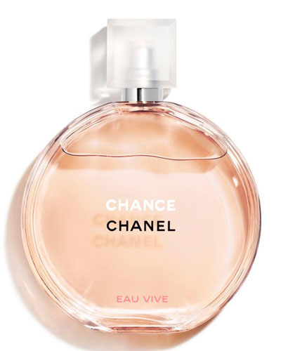 <b>CHANCE EAU VIVE </b><br>Eau de Toilette Spray, 3.4 oz.