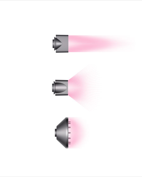 Dyson Supersonic&#153 Hair Dryer in Fuchsia
