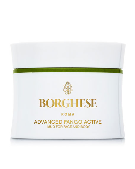 Fango Active Mud for Face and Body, 2.7 oz.