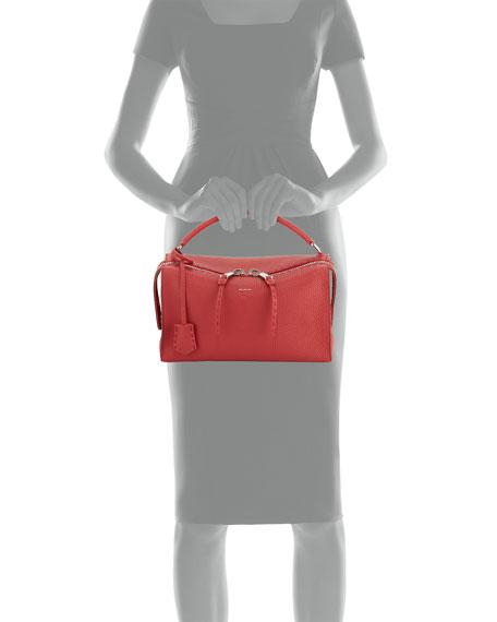 Selleria Lei Roman Calf Boston Bag