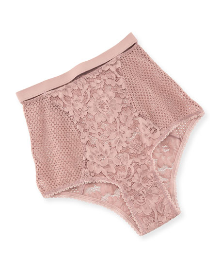 Petunia High-Waist Sporty Briefs