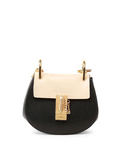 Drew Mini Colorblock Shoulder Bag