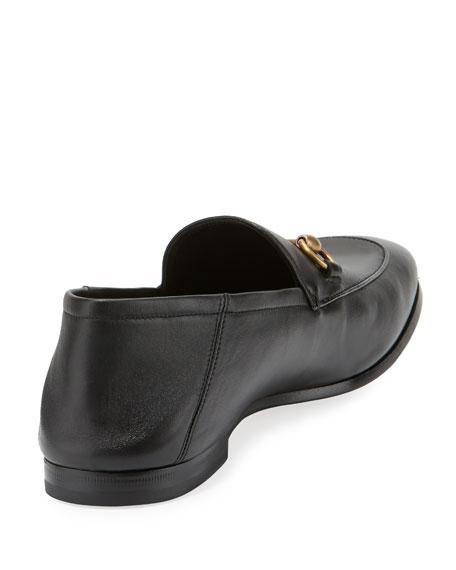 Brixton Soft Leather Bit-Strap Loafer