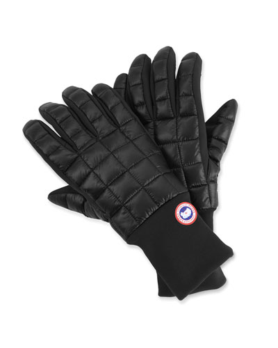 Northern Glove Liner  Black