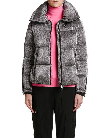 Bandama Zip-Sleeve Puffer Jacket