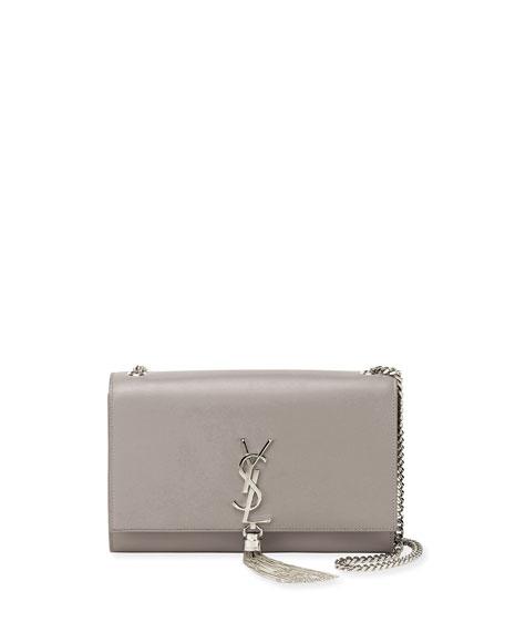 Kate Monogram Medium Chain Tassel Shoulder Bag