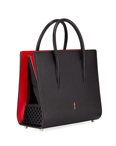 Paloma Medium Mixed-Stud Tote Bag