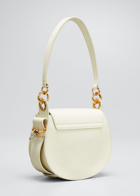 85582f0849 Tess Small Leather/Suede Camera Crossbody Bag