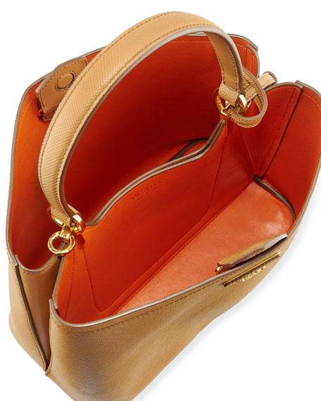 Large Double Bucket Bag