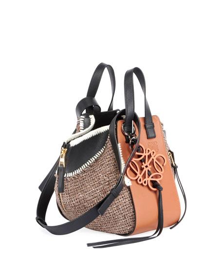 Hammock Small Tweed Shoulder Bag