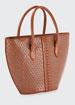 Latifa Mini Cuir Lux Tote Bag