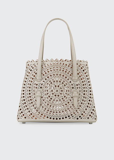 Mina Mini Cuir Lux New Vienne Tote Bag