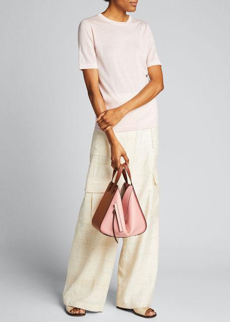 Hammock Small Classic Calf Shoulder Bag