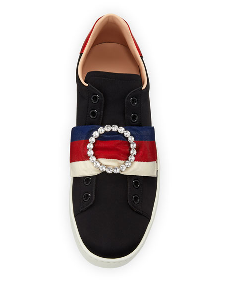 New Ace Sneaker w/ Bow