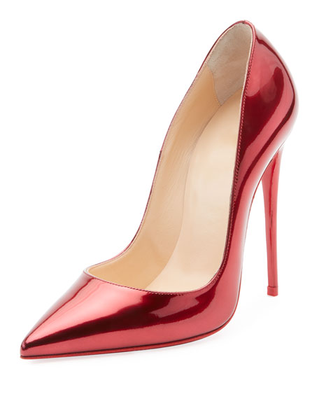 new product 027f2 fbd41 So Kate Patent Red Sole Pumps