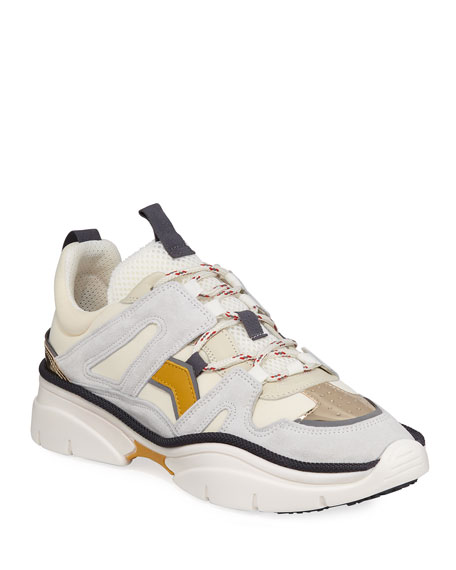 Image 1 of 1: Kindsay Thick Platform Hiker Sneakers