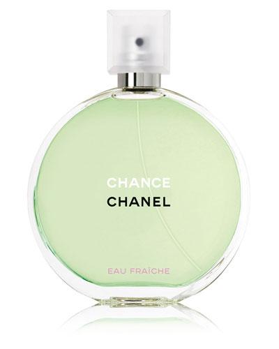 <b>CHANCE EAU FRAÎCHE</b><br>Eau de Toilette Spray, 3.4 oz.