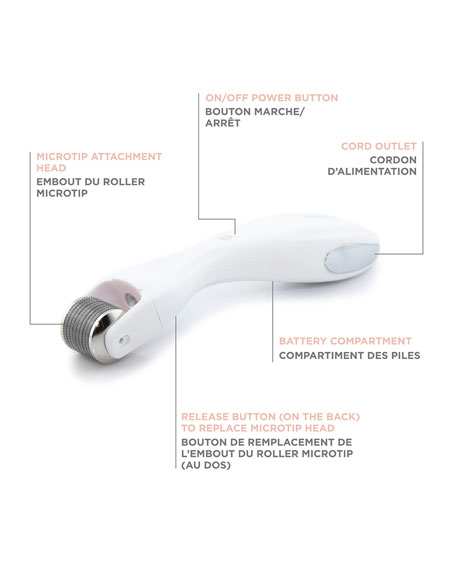 GloPRO&#174 Microneedling Regeneration Tool