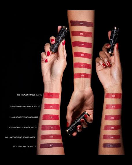 Le Rouge Parfum Lipstick Matte Finish
