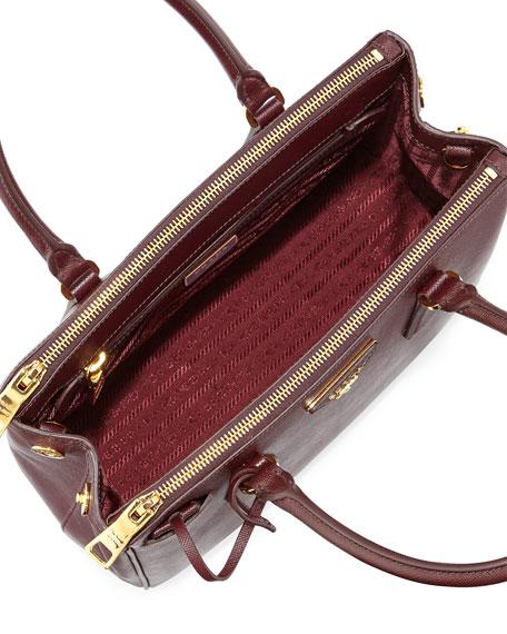 Saffiano Small Executive Tote Bag