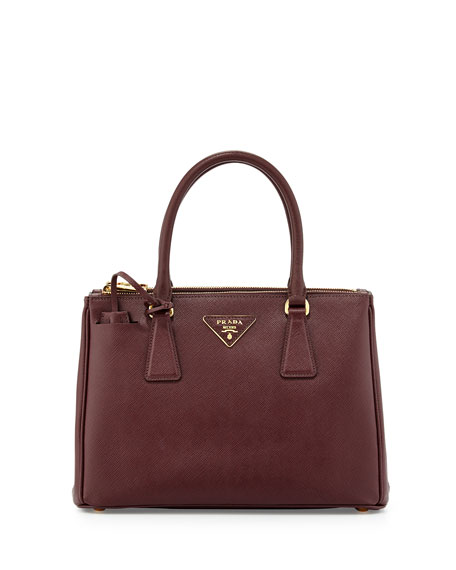 20fb7e62d997 Prada Saffiano Small Executive Tote Bag