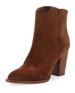 Erving Western Ankle Bootie