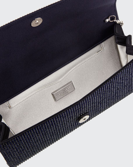 Ritz Fizz Crystal Clutch Bag