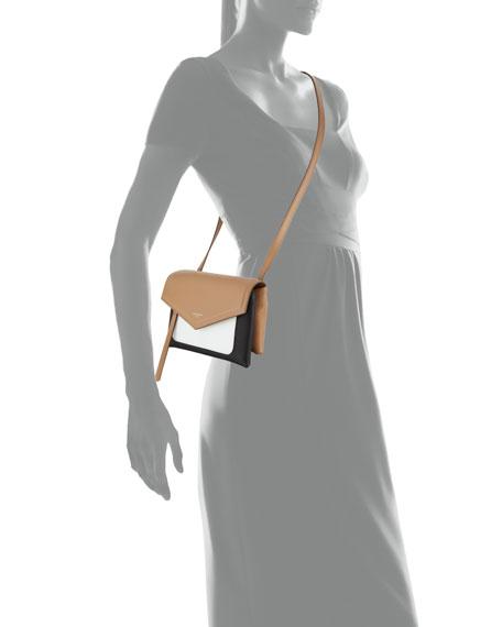 Duetto Colorblock Crossbody Bag