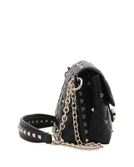 Candystud Medium Leather Shoulder Bag