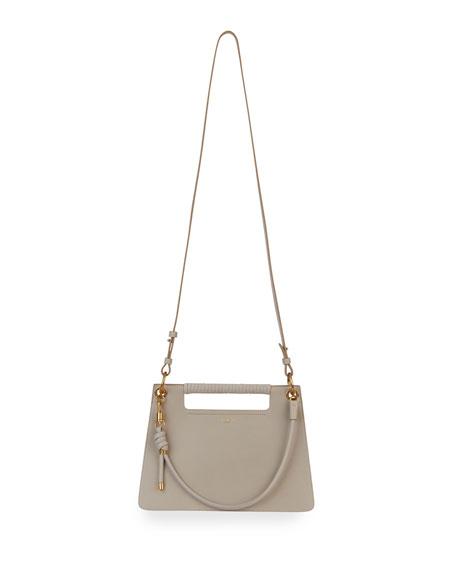 Whip Medium Smooth Leather Shoulder Bag