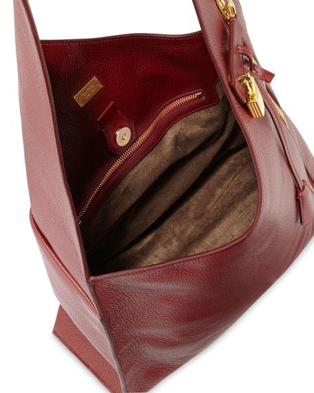 fd0197a2c TOM FORD Alix Zip Hobo Bag