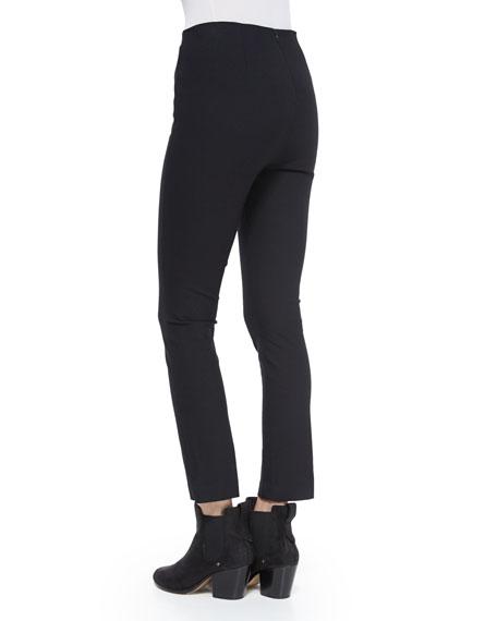 Simone Stretch Ankle Pants